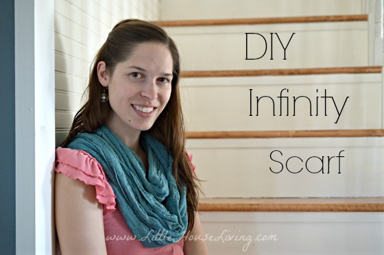 Infinity Scarf Pattern - Little House Living