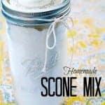 Scone Mix Recipe