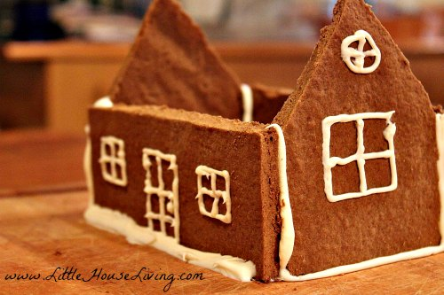 Easy Gingerbread House Recipe