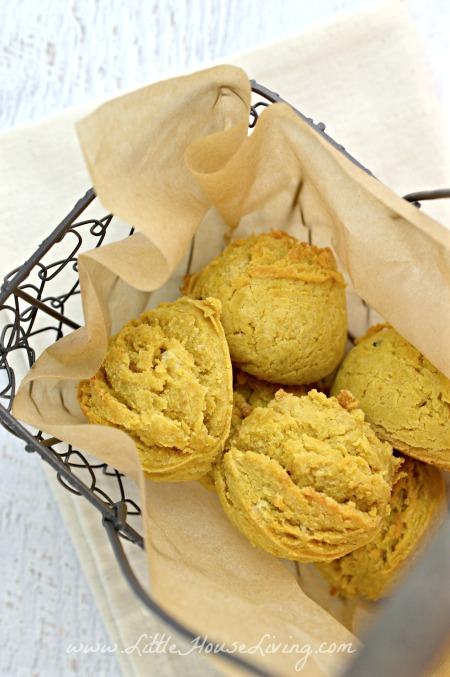 Sweet Potato Biscuit Recipe
