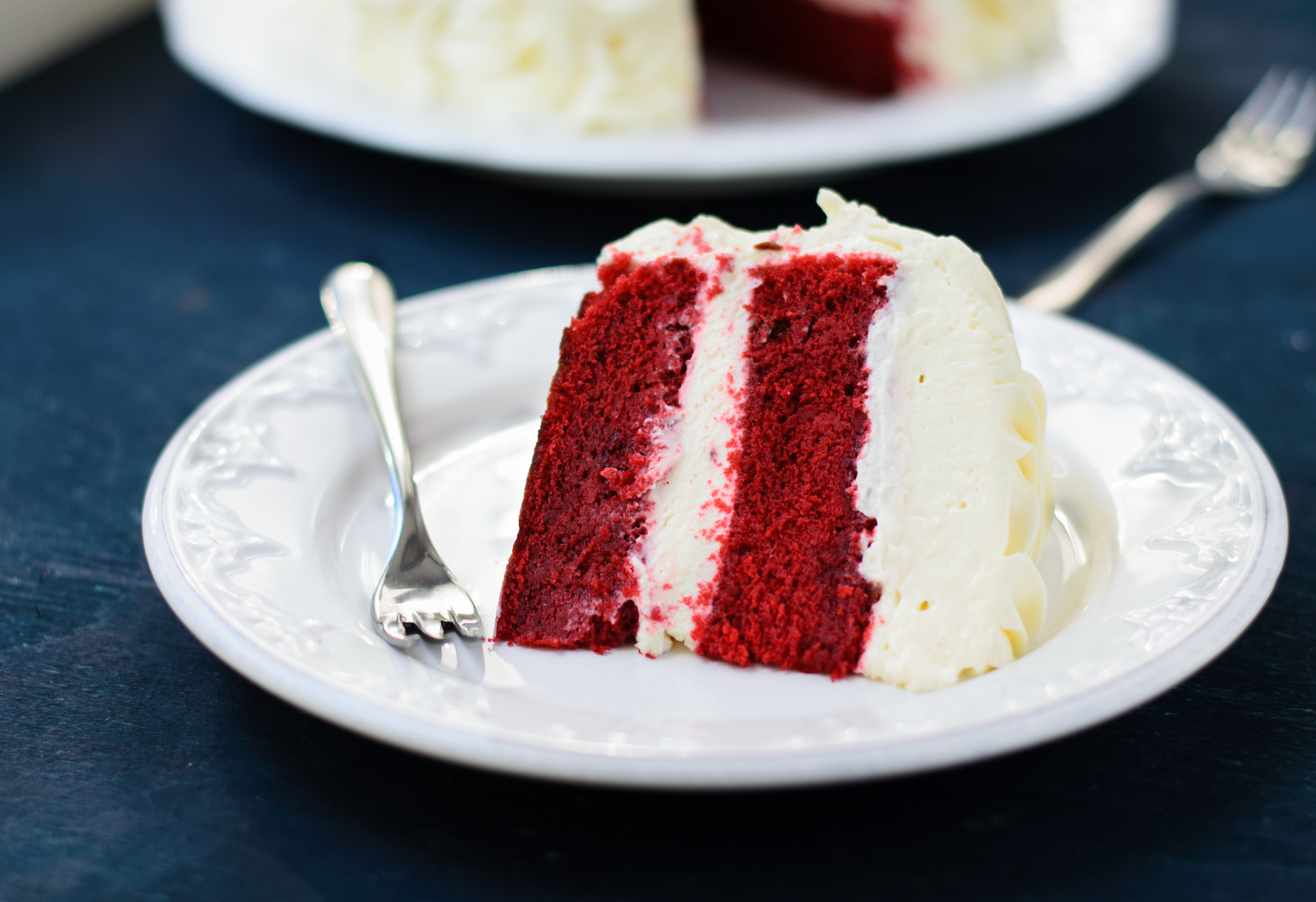 Red Velvet Cake with no Artificial Dye