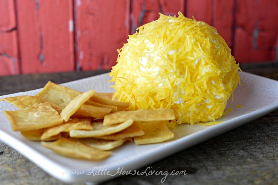Quick and Easy Cheeseball Recipe