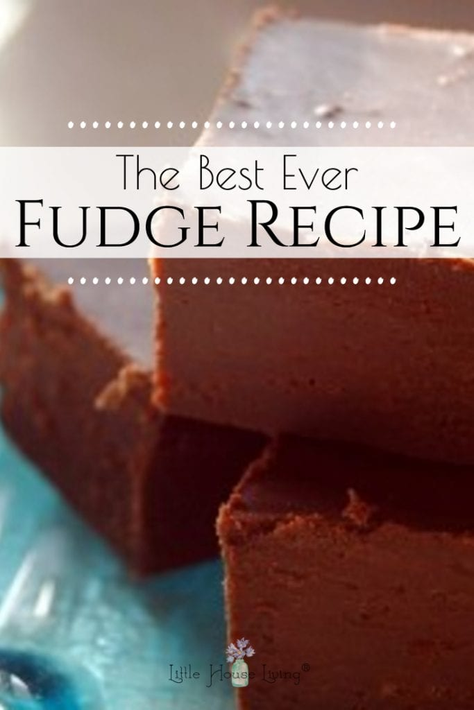 If you're looking for the Best Fudge Recipe, you can stop right here. This homemade fudge is so simple and yummy, everyone will love it! #homemadefudge #fudge #bestfudgerecipe #glutenfree