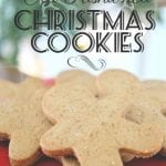 Wanting to add a little old fashioned flavor to your Christmas this year? These Old Fashioned Christmas Cookie recipes are so much fun to make and delicious to enjoy! #christmascookies #oldfashioned