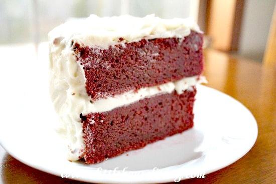 Recipe for Red Velvet Cake