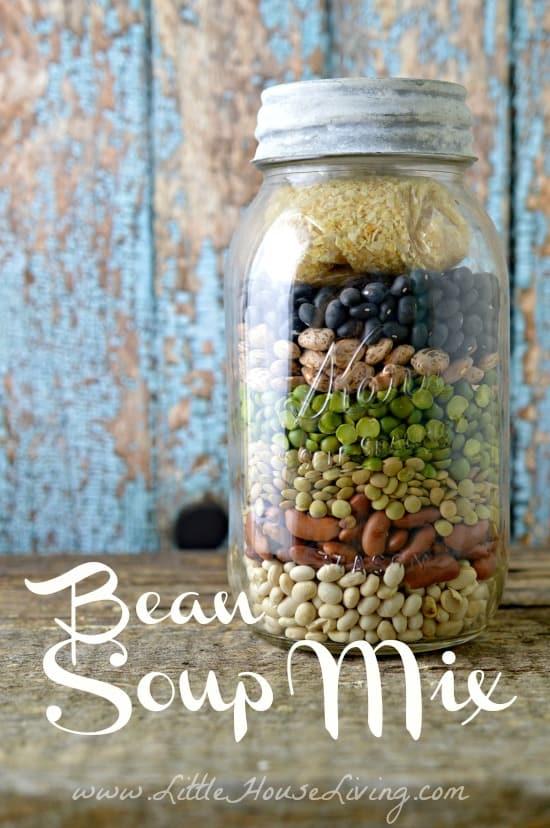 Dried Bean Soup Mix