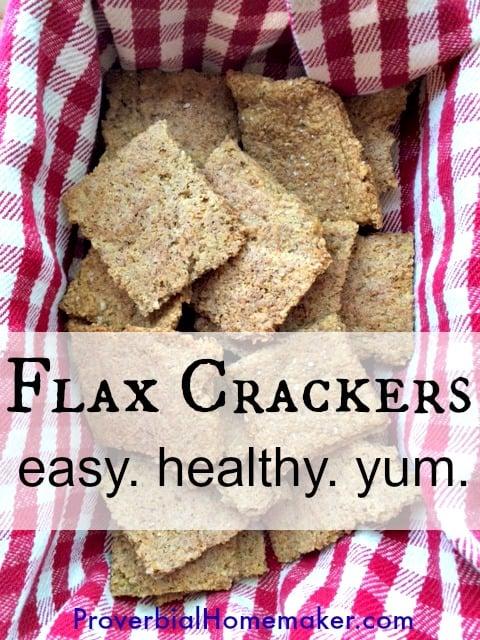 FlaxCrackers