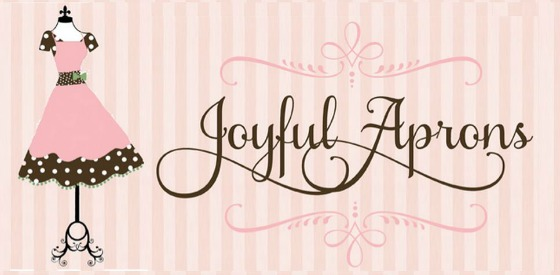Joyful Aprons: A Review & Giveaway!