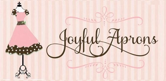 Joyful Aprons: A Review & Giveaway!