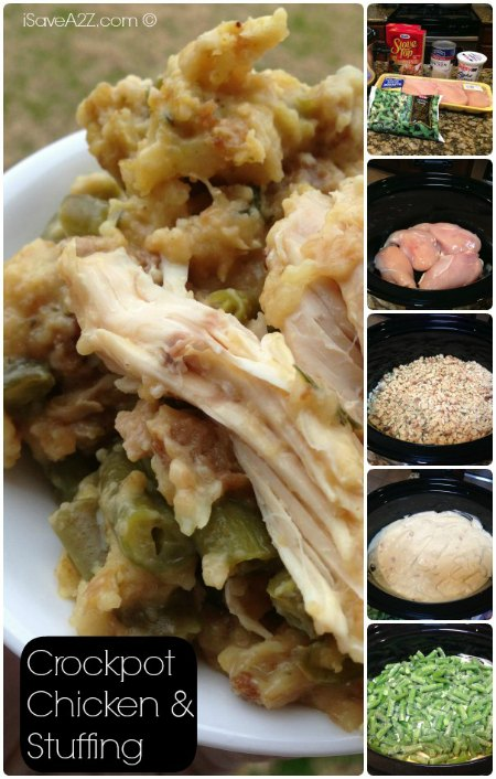 Crockpot-Chicken-and-Stuffing-Ingredients