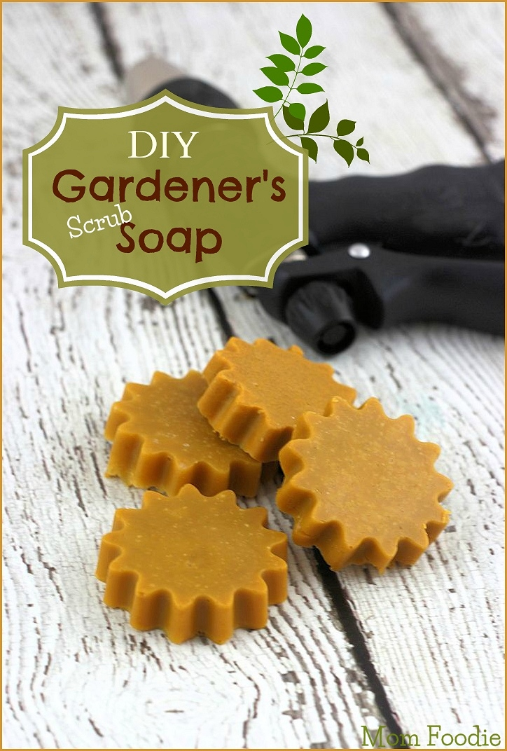 DIY Gardeners Soap