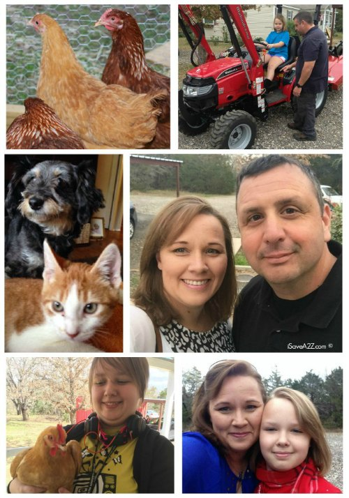 Post image for Making the Most With What We Have: The Garza's Story
