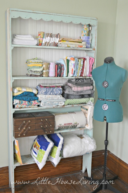 Organizing My Craft Room on a Budget
