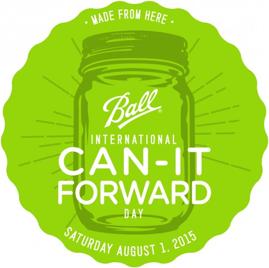 Celebrate Can It Forward Day With a Giveaway