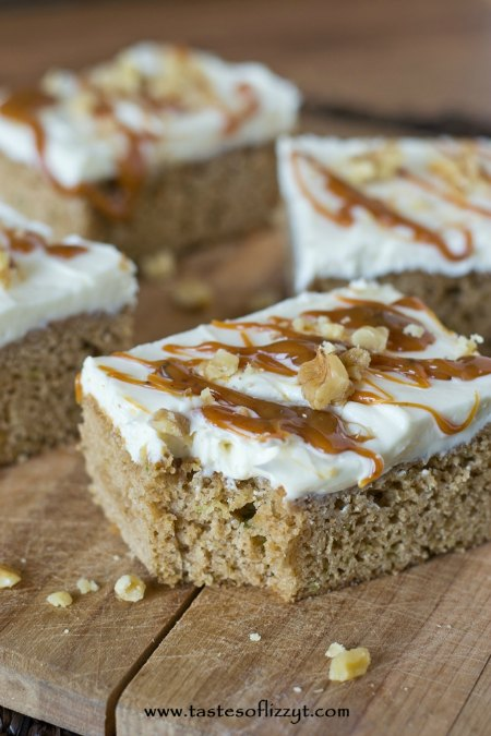 frosted-caramel-zucchini-bars