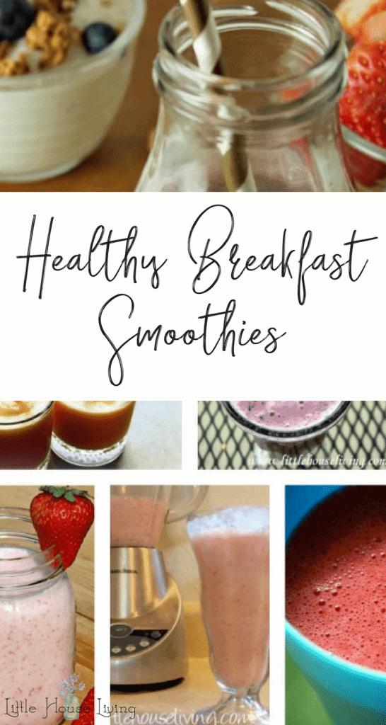 Health Breakfast Smoothies