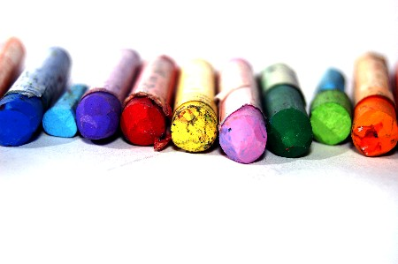 7 Creative Crafts for Old Crayons