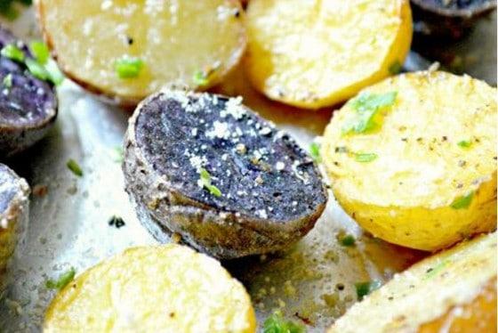 Easy Roasted Potato Recipe