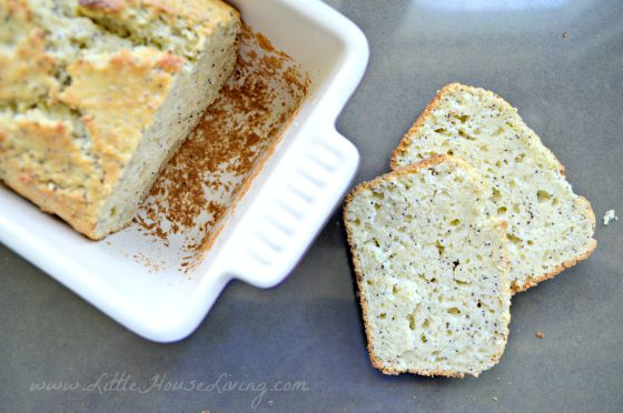 Lemon Poppyseed Bread Mix Recipe