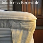 How to Make an RV Mattress Bearable
