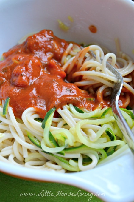 Vegetable Pasta Easy