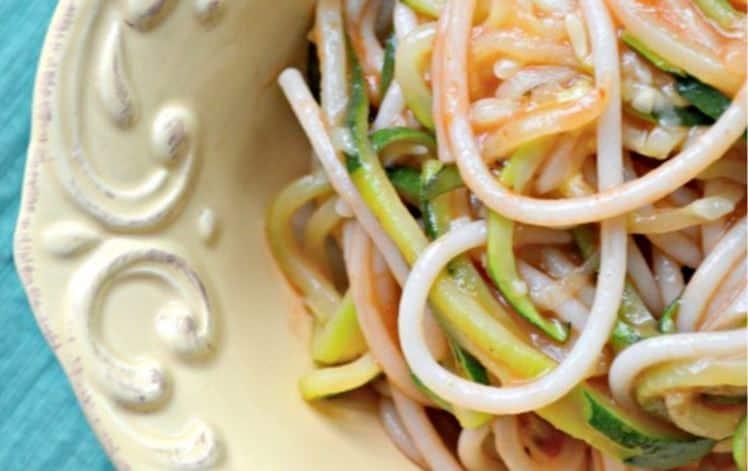 Simple Vegetable Pasta