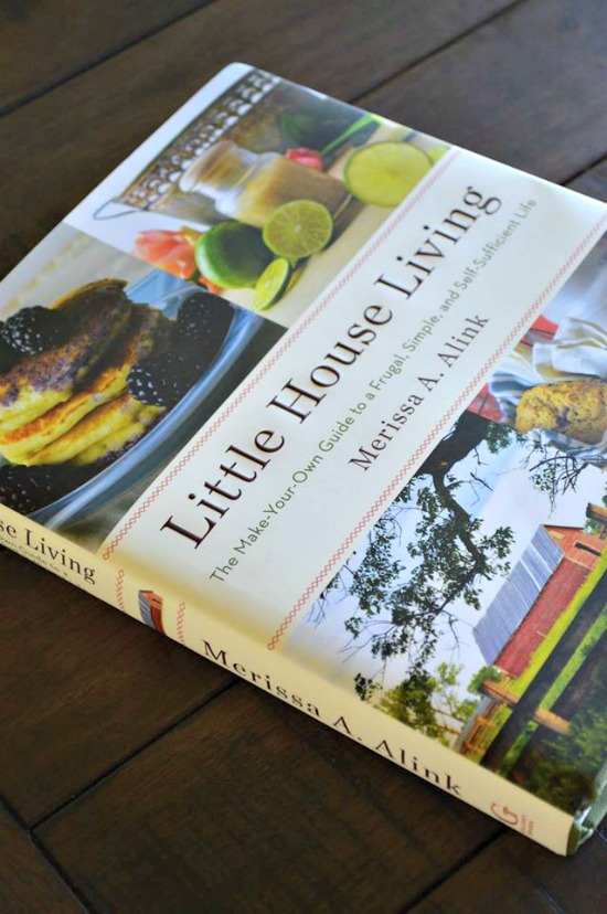 Win a Copy of Little House Living + Goodies!