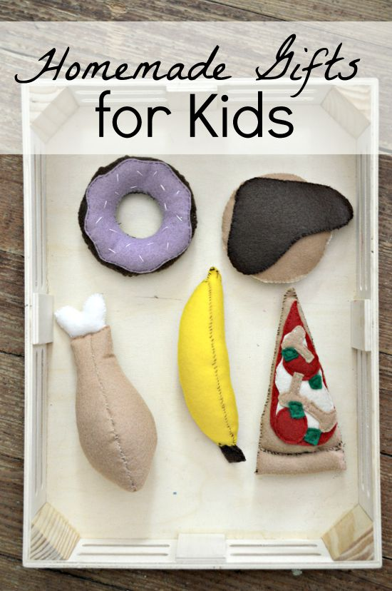 Post image for Homemade Gifts for Kids