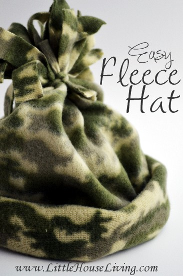 Easy Fleece Hat Pattern Fleece Hat Pattern Easy Sewing Projects Cool Fleece Hat Pattern