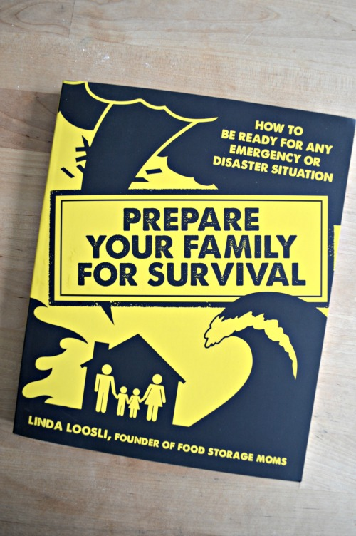Prepare Your Family for Survival – A Review & Giveaway