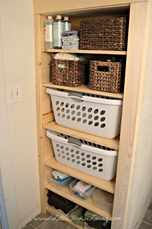 Declutter and Organize the Bathroom