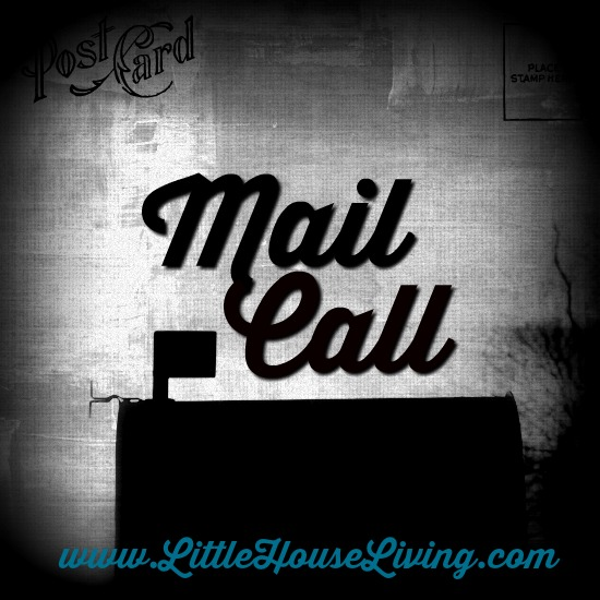 Little House Living Mail Call: Natural Sweeteners Edition