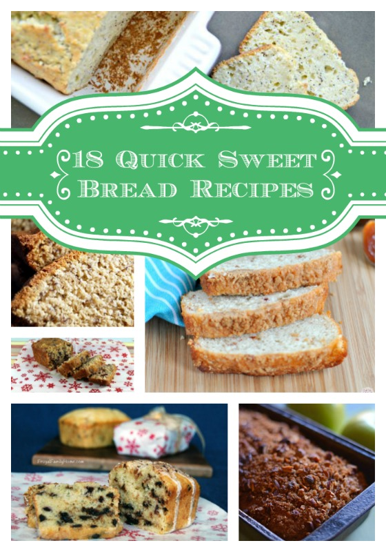 Quick Sweet Bread Recipes