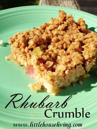 rhubarbcrumble