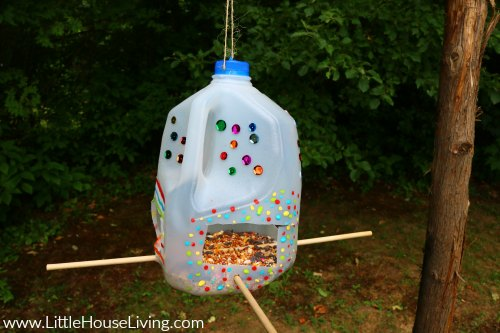 Uses for Milk Jugs