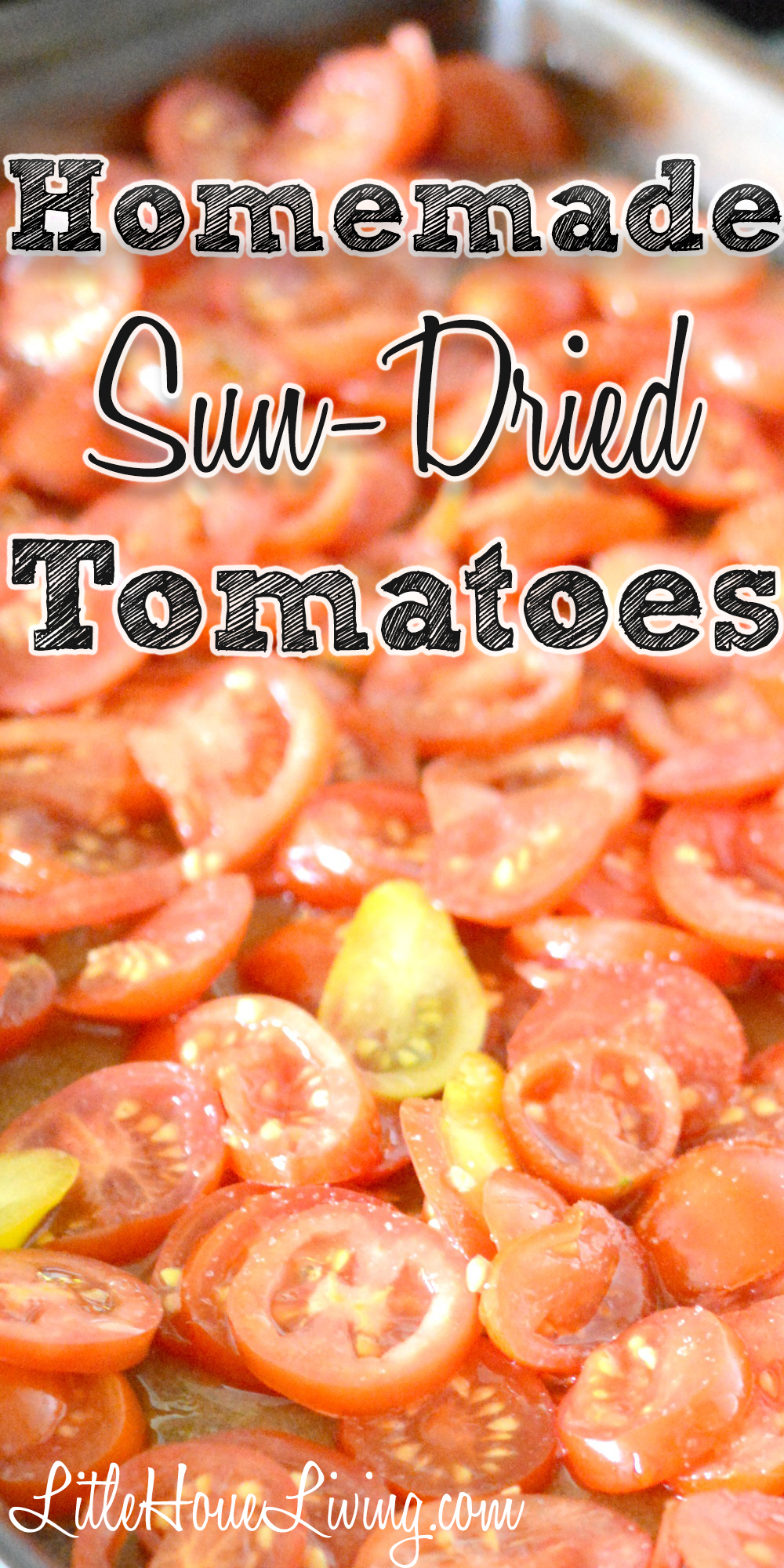 Simple Sun Dried Tomatoes Recipe