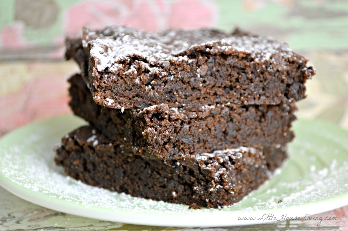 The Best Fudge Brownies are perfect on their own (or just slightly ...