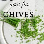 10 Uses For Chives