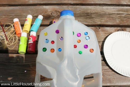 Milk Jug Bird Feeder: Uses for Milk Jugs