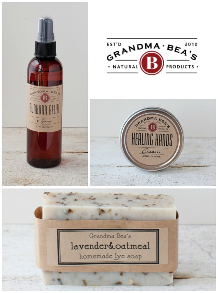 Grandma Bea's: A Review & Giveaway