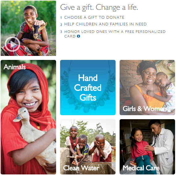 World Vision: A Review & Giveaway