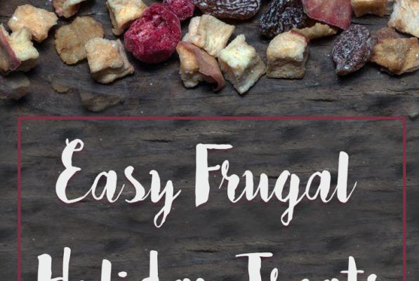 Easy Frugal Holiday Treats
