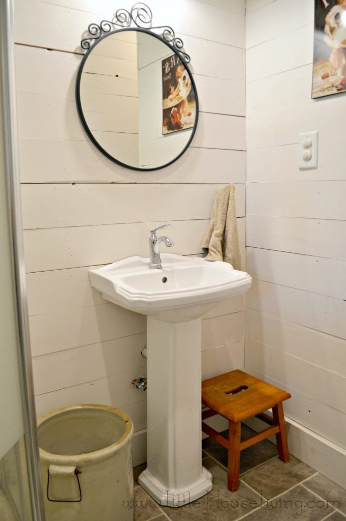 Simple Bathroom Updates Anyone Can Do Little House Living