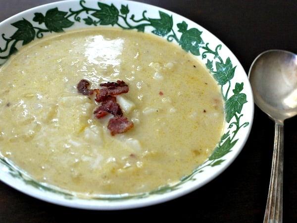 Potato Cabbage Soup Recipe