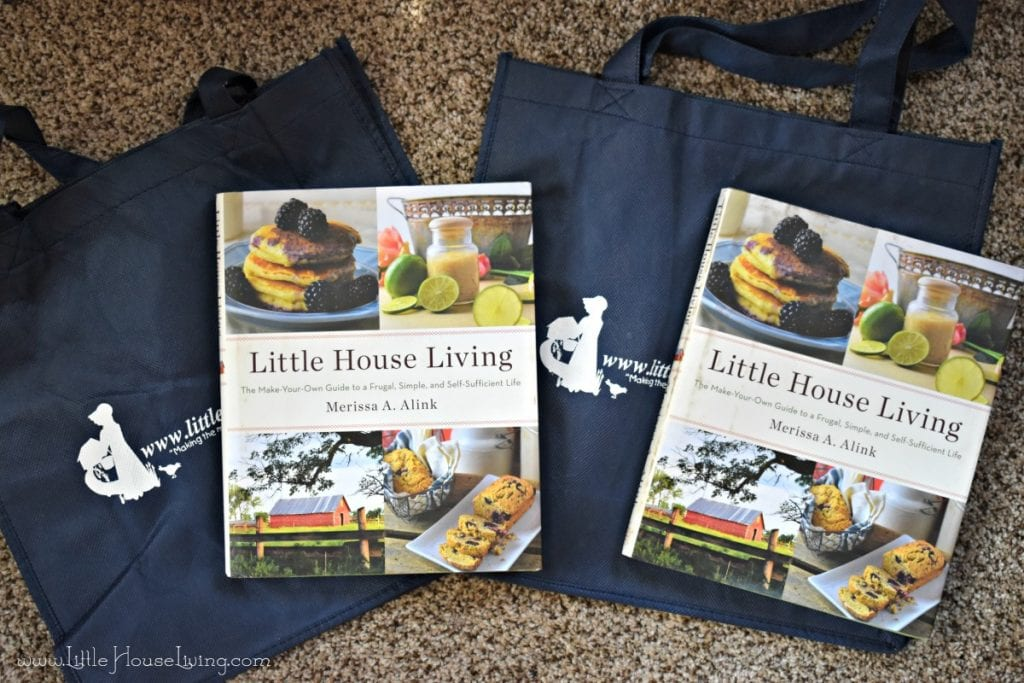 Little House Living Book Giveaway!
