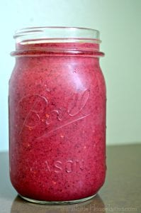 Banana Blueberry Raspberry Smoothie Recipe