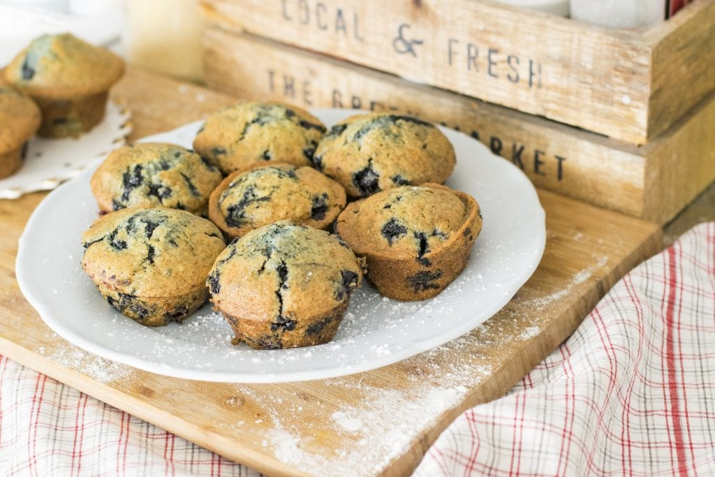 25 Healthy Muffin Recipes