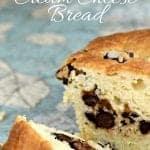 Chocolate Chip Cream Cheese Bread Recipe
