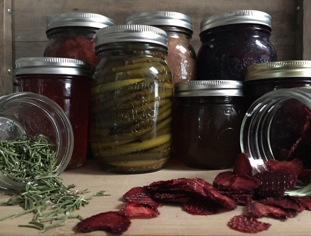 Preserve Food Canning Food