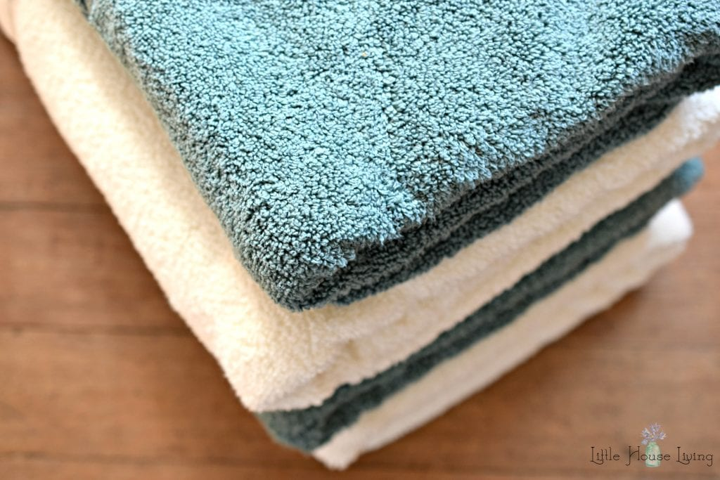 MicroCotton Sheet towels